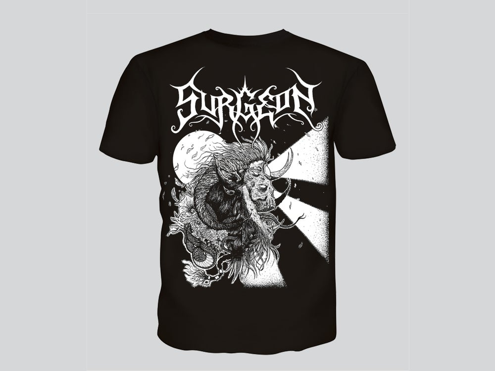 Image of Beast of light shirt