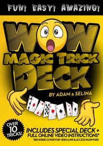 Image of The WOW Deck + 45min Instructional Video with Adam & Selina