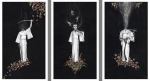 Image of 'Yurei - Yokai' series by Stephanie Inagaki