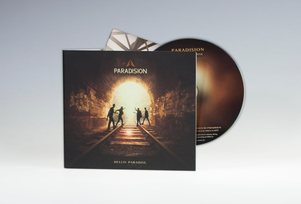 """Image of EP """"Hello Paradise"""" - Digipack inkl. CD & Booklet"""