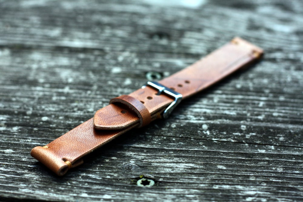 Image of Two Piece Watch Strap