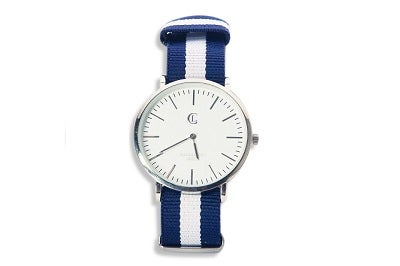 Image of LC Watch - Blue/White