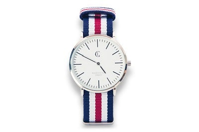 Image of LC Watch - Blue/White/Red