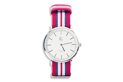Image of LC Watch - Red/Blue/White