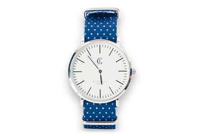 Image of LC Watch - Blue/Dots