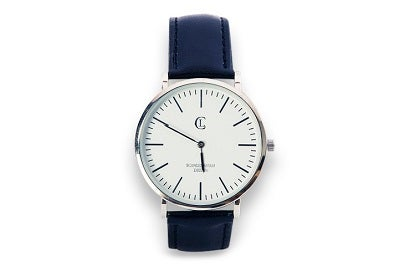 Image of LC Watch - Black Leather