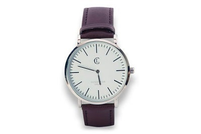 Image of LC Watch - Brown Leather