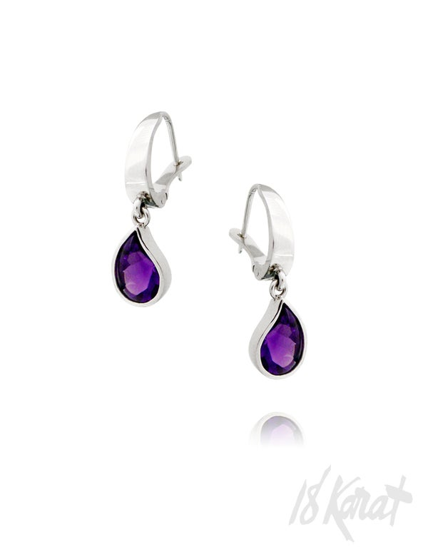 Droplette Earrings - 18Karat Studio+Gallery