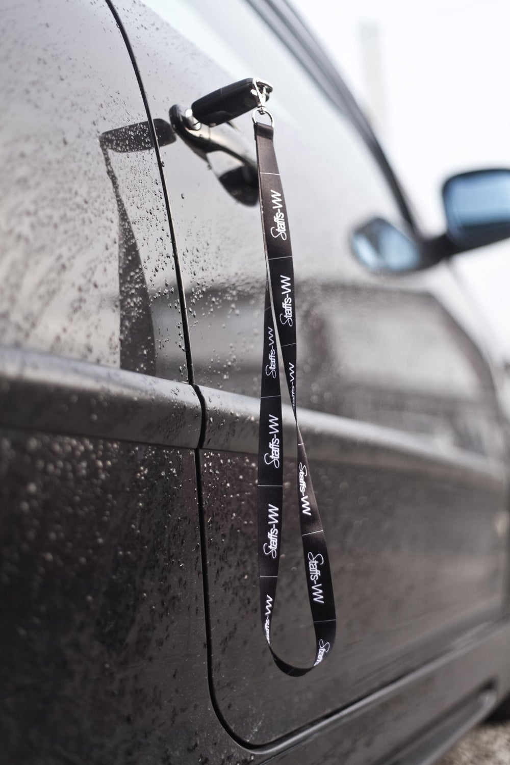 Image of Staffs-VW Lanyard