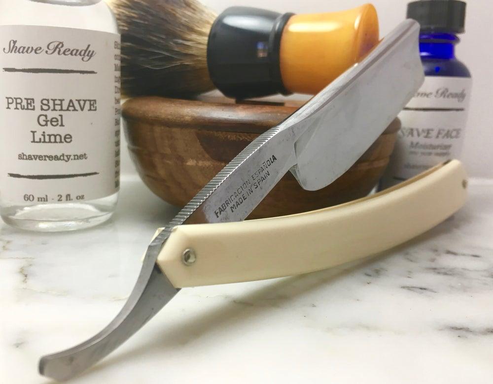 Image of Filarmonica 14 Novodur JMP Shave Ready Straight Razor