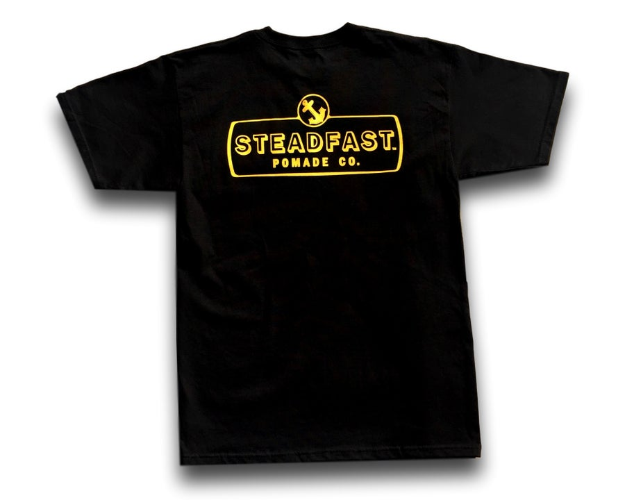Image of Steadfast Pomade Co. Logo Tee