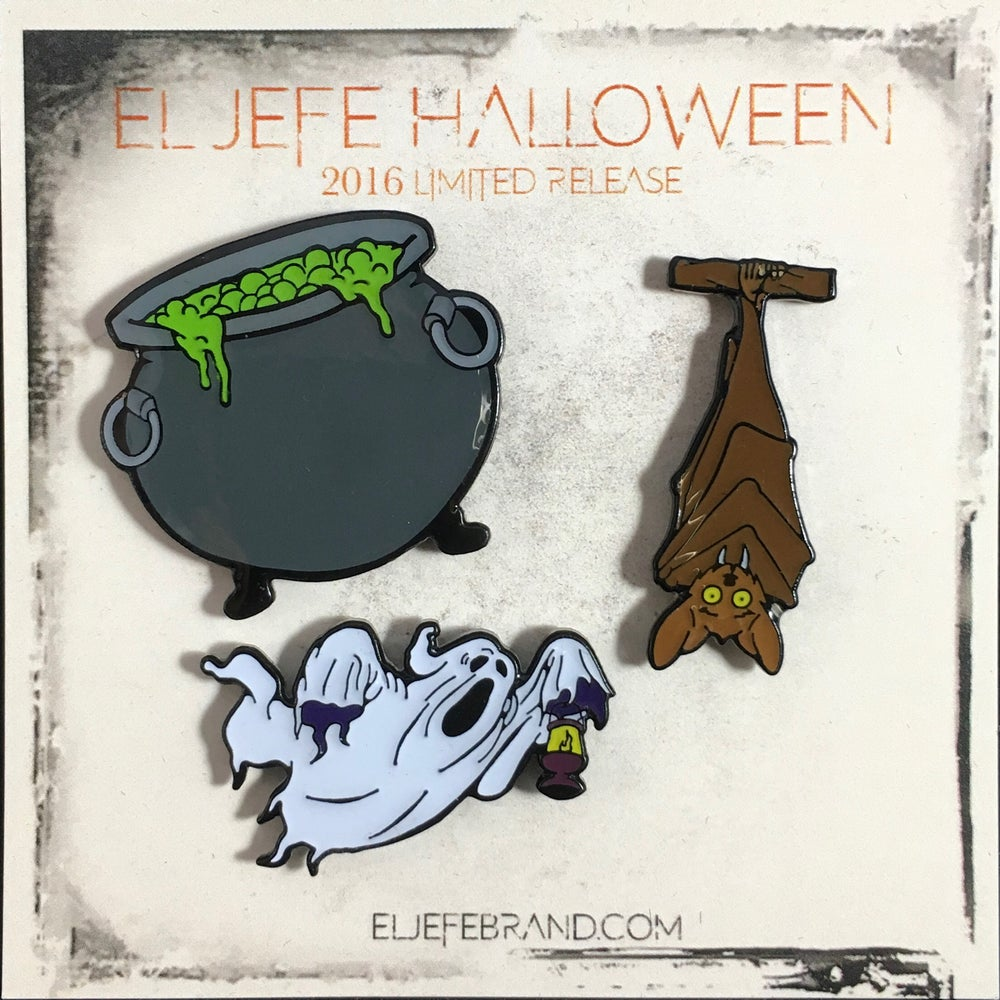 Image of Halloween 2016 collection!