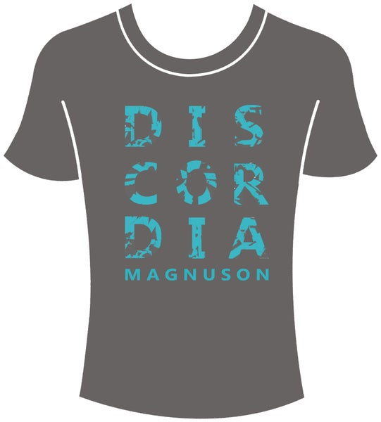 Image of Discordia Men's Tee