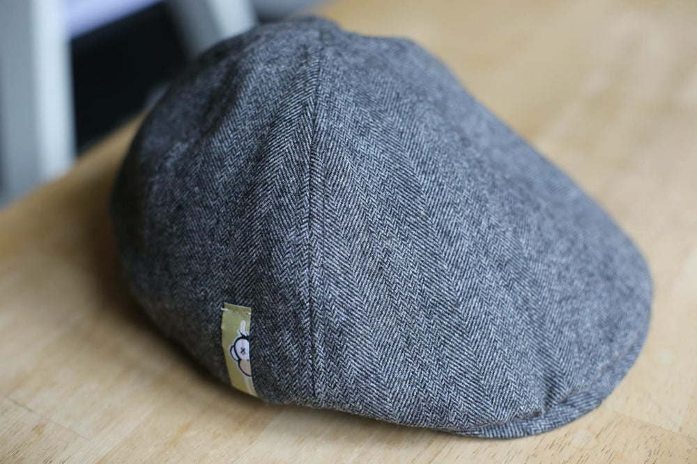 Image of Monkey Climber Old school flat cap I Various colours