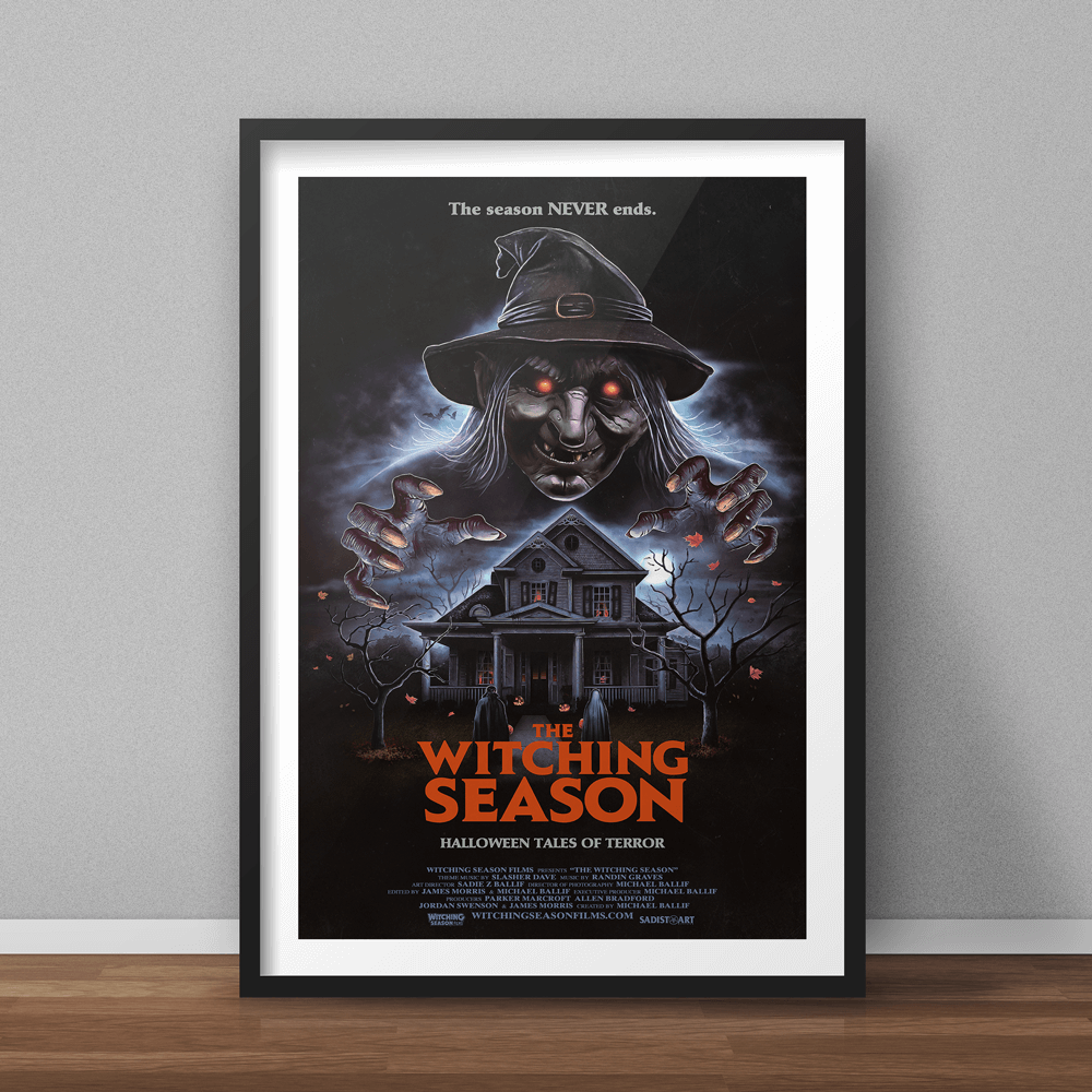 Image of The Witching Season 11x17 Print