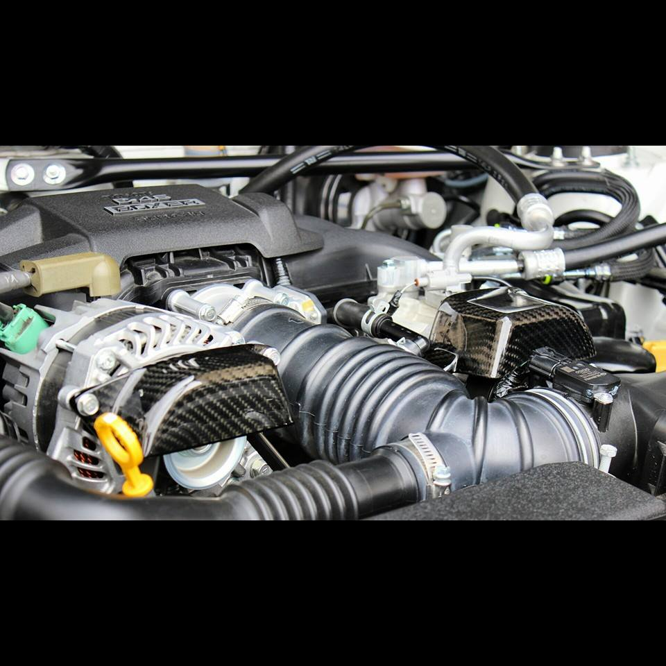 Scion FRS/Toyota GT86/Subaru BRZ