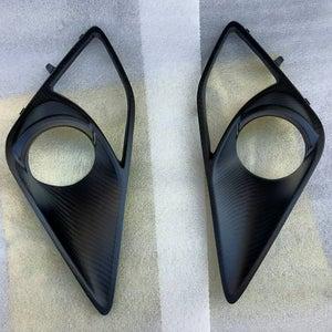 Image of Scion FRS/GT86 Carbon Fiber FogLight Bezel 13-UP