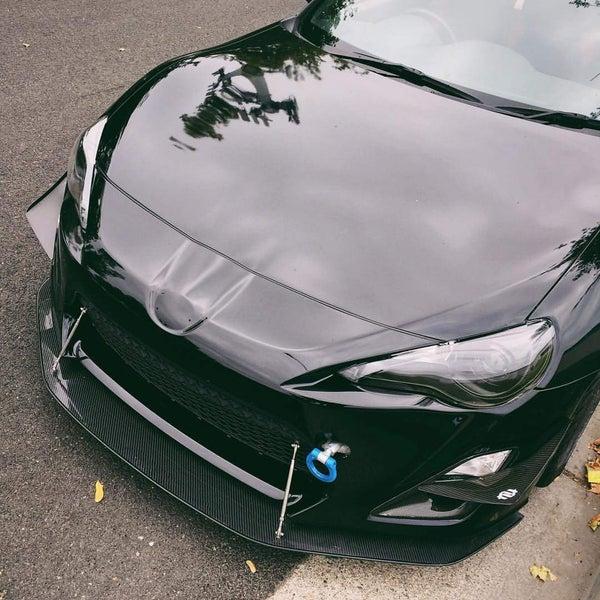 Image of Scion FRS / Subaru BRZ Front Wind Splitter