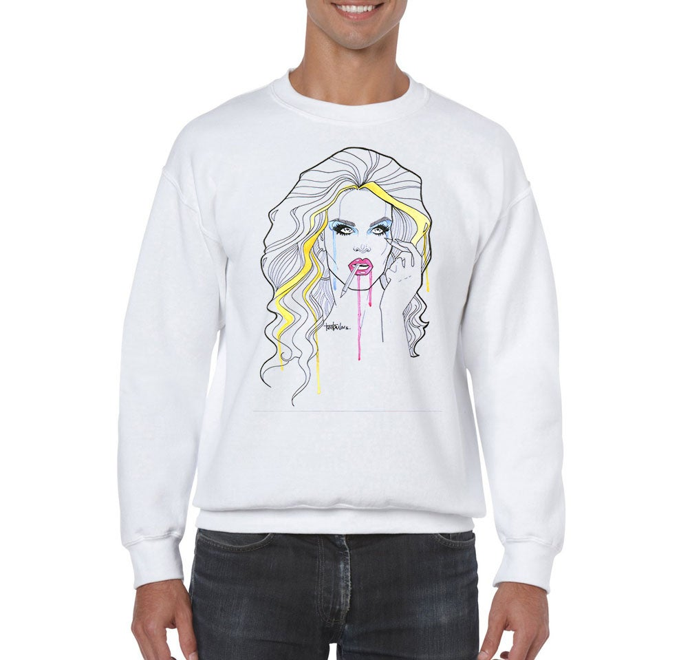 Image of Willam X Sweatshirt