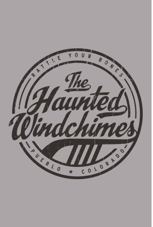Image of Haunted Windchimes - Baseball Tee's