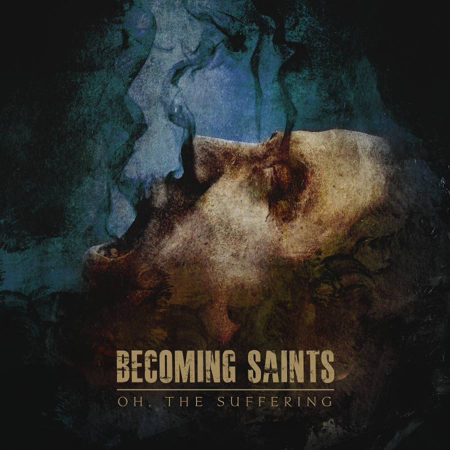 "Image of BECOMING SAINTS ""OH THE SUFFERING"" CD"