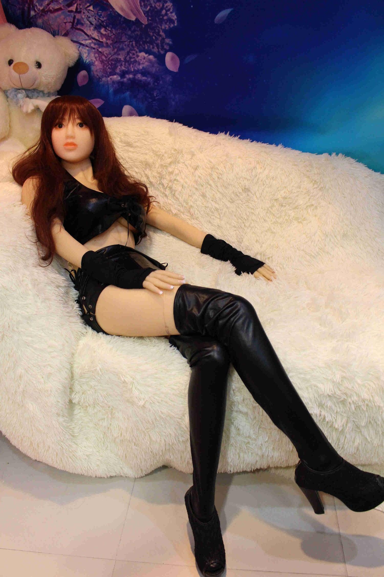 Image of [#019] BIG SALE | Full Sized Realistic Heating & Intelligent Silicone Sex Dolls – Ayane 158cm
