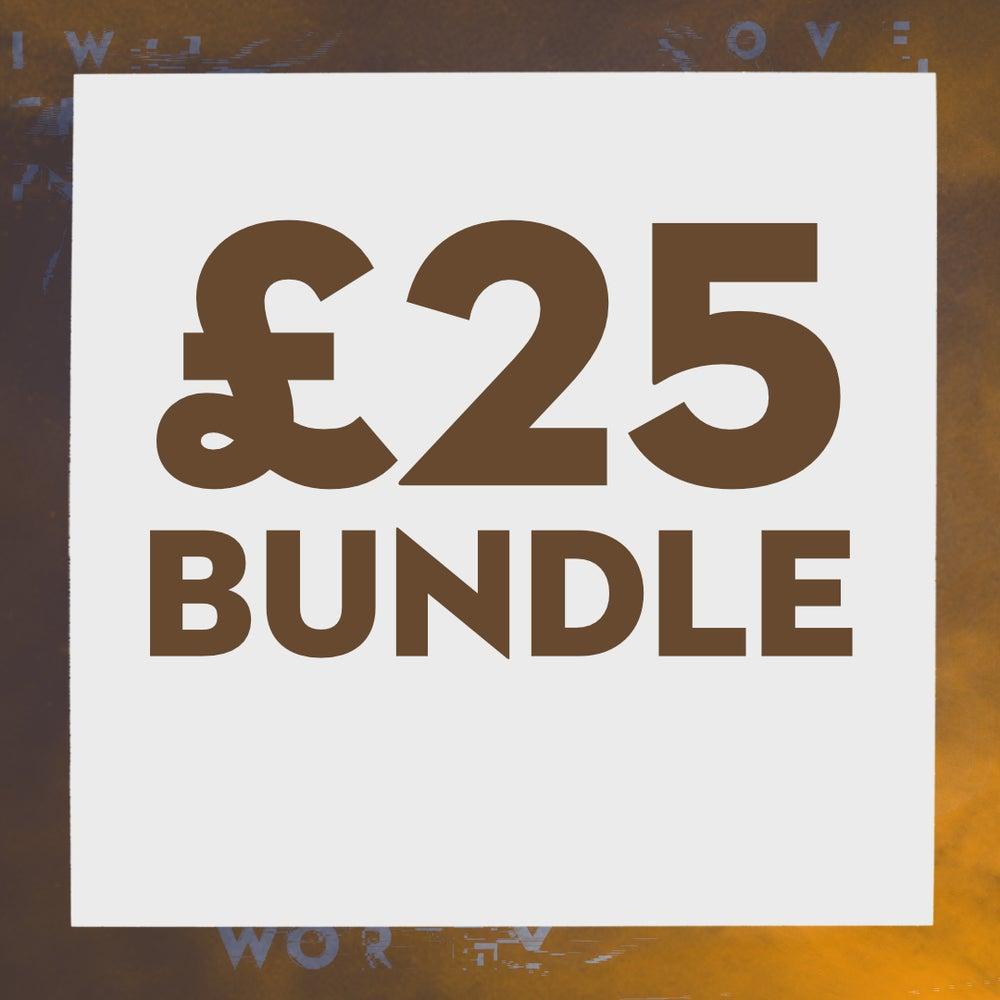 Image of £25 Bundle