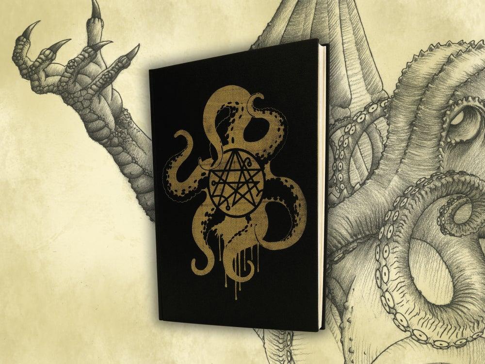 Image of Encyclopaedia Necronomica – Ein Wegweiser durch das Universum von H. P. Lovecraf