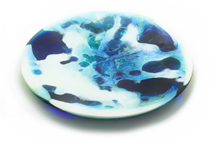 Image of Large Seafoam Platter