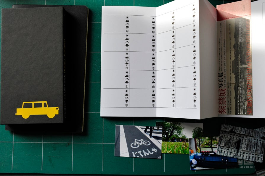 Image of Travel Journal – Plibook Collection by Éditions Piqpoq