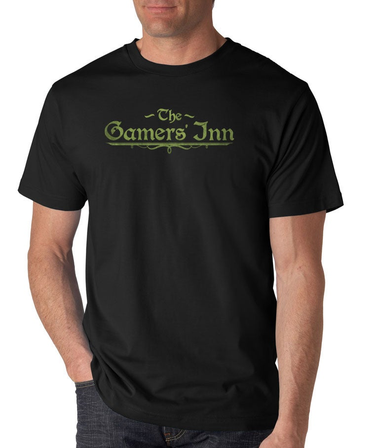 Image of The Gamer's Inn T-Shirt