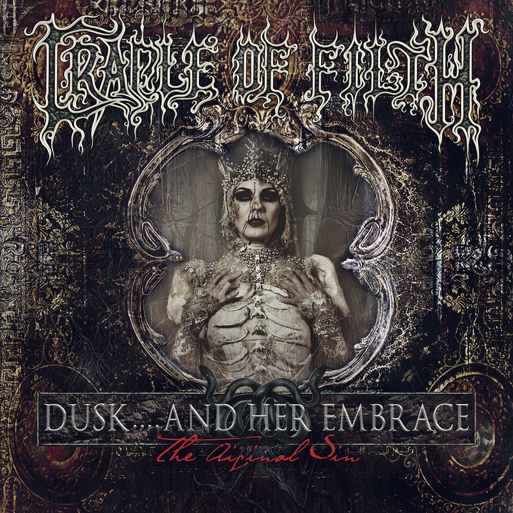 Image of Cradle of Filth - Dusk... and Her Embrace ~ The Original Sin DLP