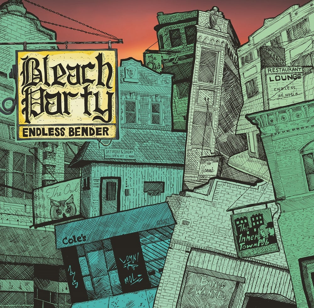 """Image of Bleach Party """"Endless Bender"""" 7"""""""