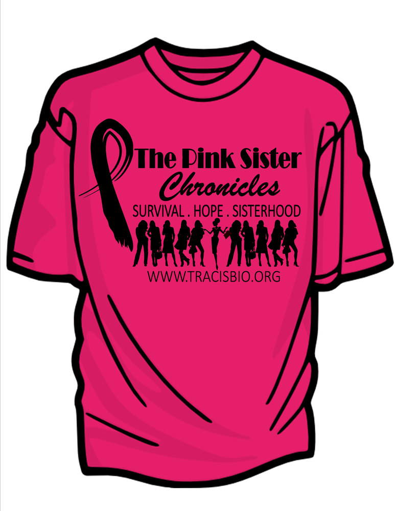 Image of The Pink Chronicles T-Shirt