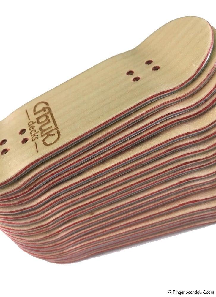 Image of FBUK Pro Graphic Fingerboard Setup - Magic Hands