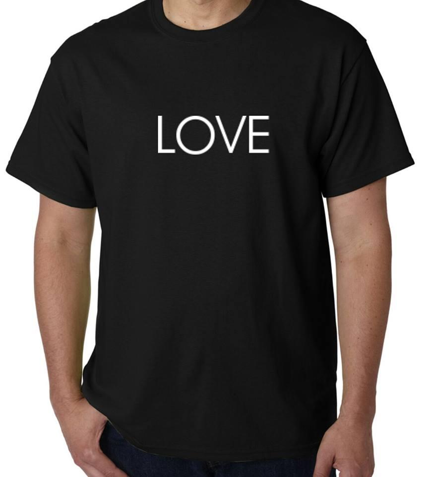 """Image of Jon Jeremy """"LOVE"""" T-Shirts"""