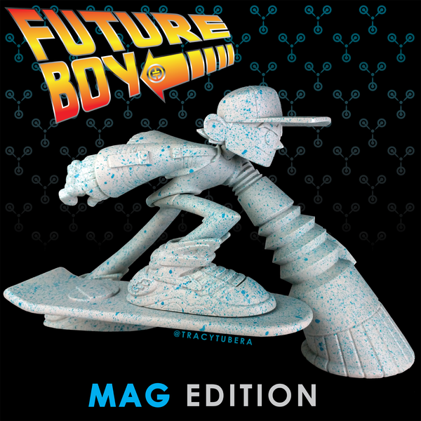 Image of FUTURE BOY 'MAG' EDITION (D CON 2015 EXCLUSIVE)