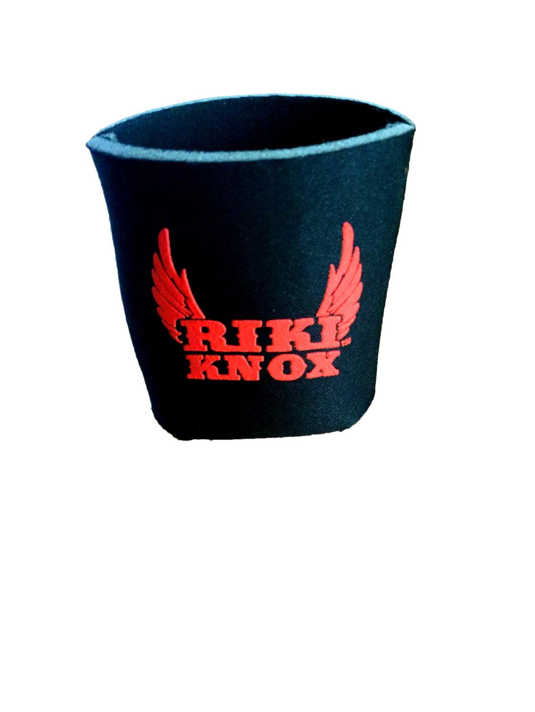 Image of Riki Knox Wing Logo Koozie