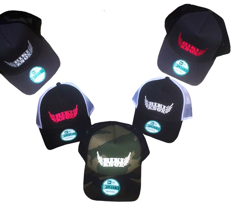 Image of 'NEW ERA' Trucker Cap (Color Options Available)