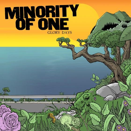 "Image of Minority Of One - Glory Days LP 12"""