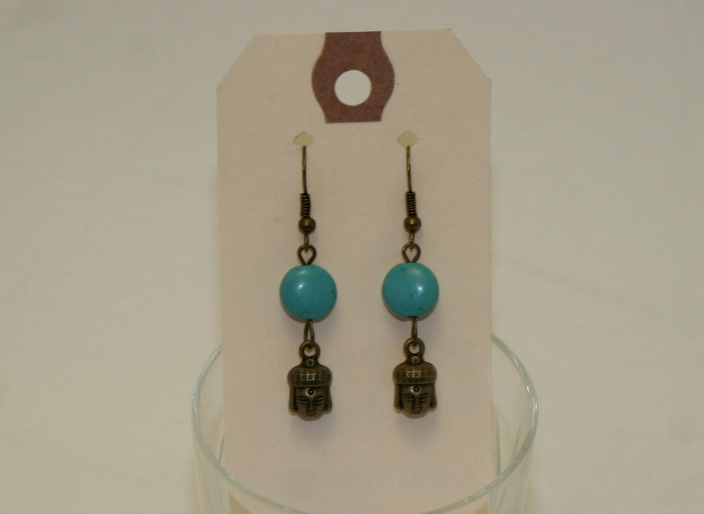 Image of Maiden Perras ~ Little Gem Earrings