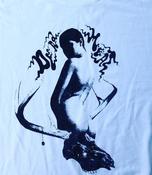 Image of Dead Meat - skull woman tshirt