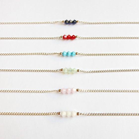 Image of Bracelet Pebble - 6 coloris