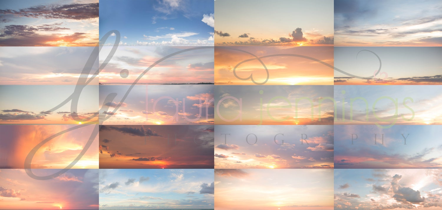 Image of Fall Skies Collection