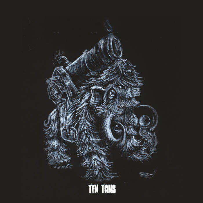 "Image of ""Ten Tons"" (4-Song EP)"