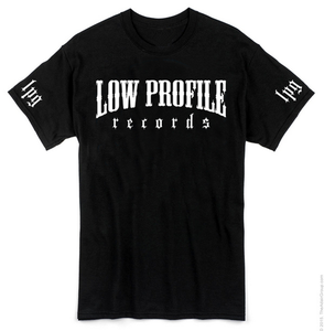 Image of CLASSIC LOWPROFILE RECORDS T-SHIRT