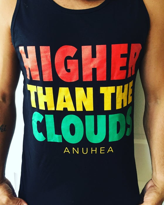 Image of Men's/Unisex Higher Than the Clouds 2016 Tank