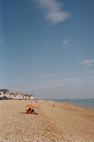 Image of deal beach