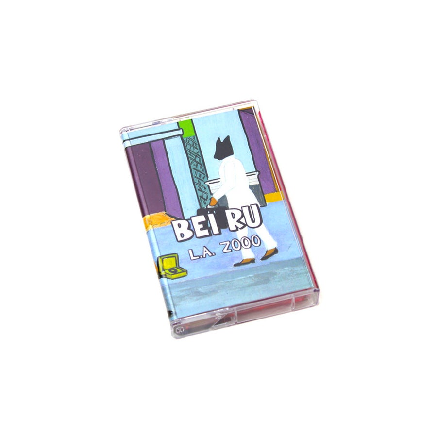 Image of LA ZOOO Cassette Tape