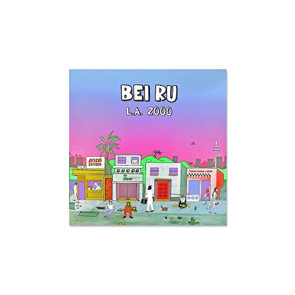 Image of LA ZOOO CD